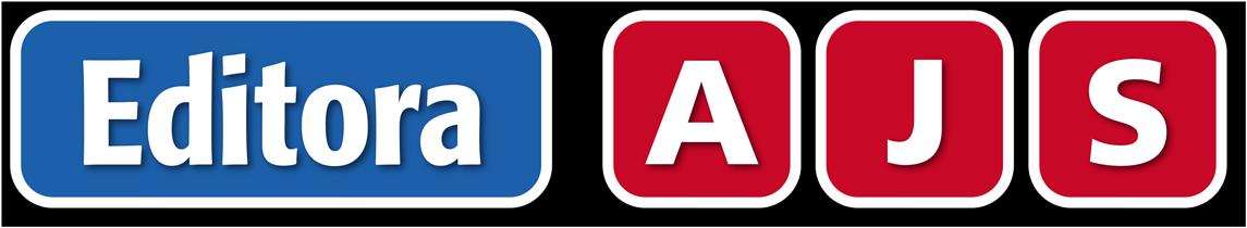 Logotipo da Editora AJS